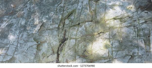 Rock under water texture