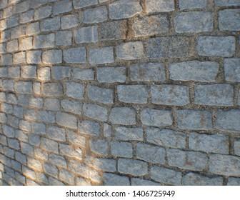 Rock Wall Background or Texture