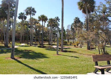 Rockefeller Park, Ormond Beach, FL, USA
