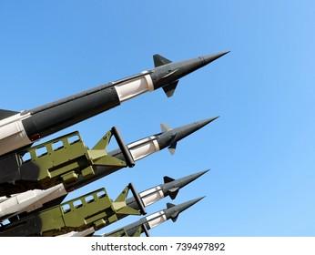 Rocket system S-125  Neva-M