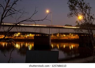 Rockhampton Bridge Queensland