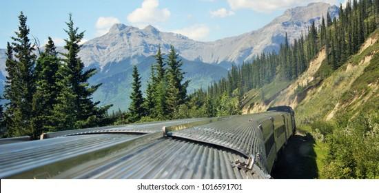 Mountain Train Images, Stock Photos & Vectors | Shutterstock