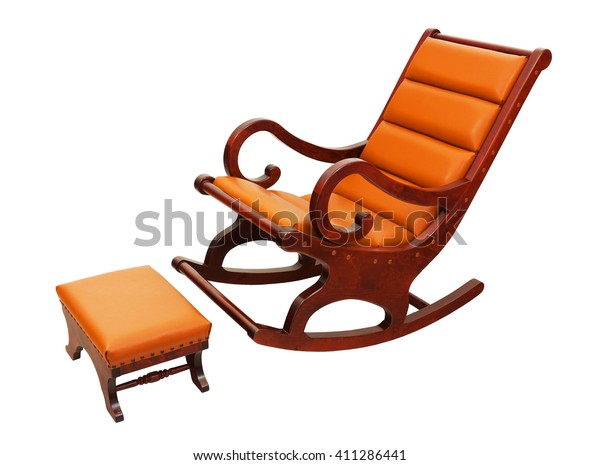 Fine Rocking Chair Foot Stool Upholstered Orange Miscellaneous Squirreltailoven Fun Painted Chair Ideas Images Squirreltailovenorg