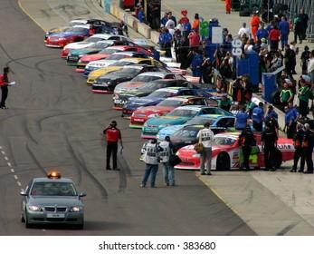 Rockingham Motor Speedway UK