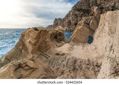 Rocks of Atlantis