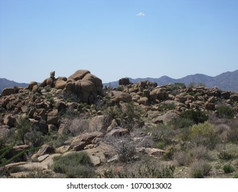 Rocks in the desert 03