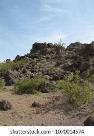Rocks in the desert 04