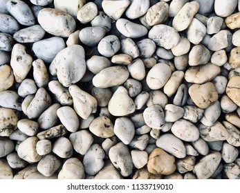 Rocks and gravel Pattern texture