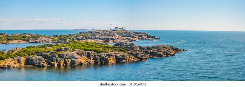 Rocks of Larvik