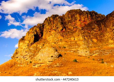 Rocks in Madagascar landscape