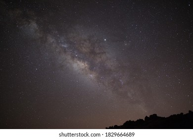 Rocks and the Milky Way
