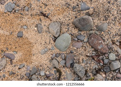 Rocks and Sand Texture, taken at Ytri Tunga, Iceland