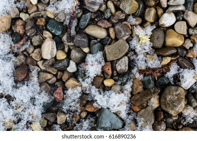 Rocks and Snow