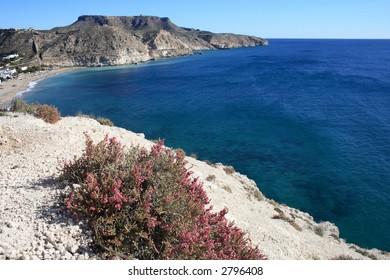 Rocky Coast of Agua Armada, Spain