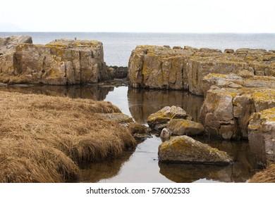 Rocky coast in Sweden/Rocky coast