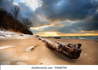 Rocky Gap Beach, Benton Harbor, Michigan