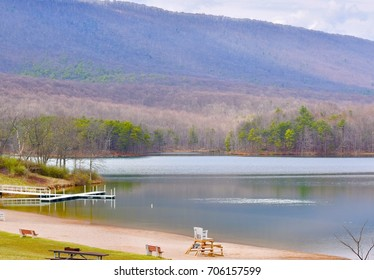 Rocky Gap State Park, Flinstone, Maryland