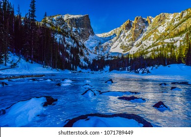 Rocky Mountain National Park in Colorado