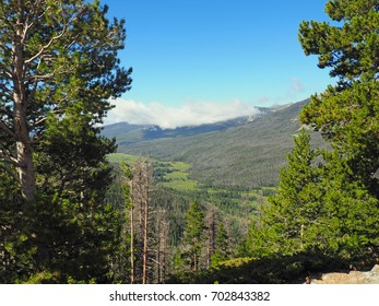 Rocky Mountains National Park in Colorado
