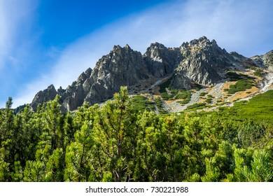 Rocky mountains - Slovakia