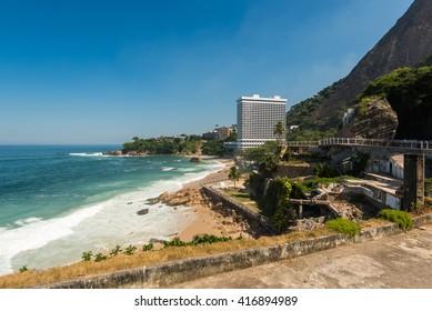 Rocky Rio de Janeiro Coast