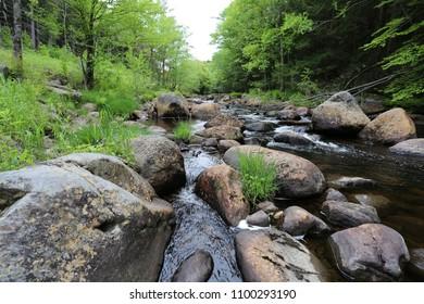 Rocky River New England