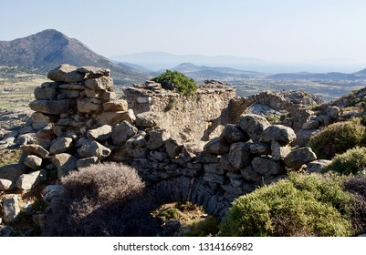 Rocky Ruins in the Greek Islands