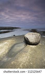 Rocky seashore - Shutterstock ID 112125647