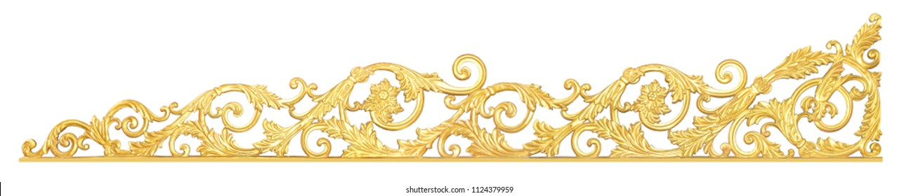Rococo Italian pattern frame border, vintage modern borders, border design grunge banner pattern, certificate. Wedding border. Wedding ornament. isolated on white background. This has clipping path.