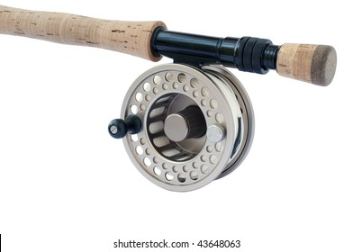 Rod and reel for 8 weight fishing rod