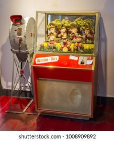 Roden, the Netherlands, january 11, 2018 - Vintage Bimbo Box mac