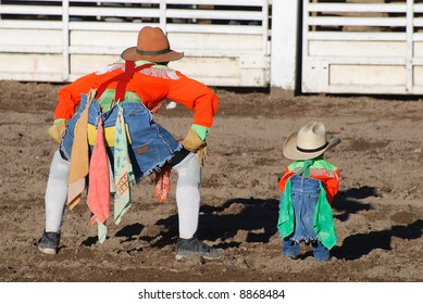 Rodeo Clowns