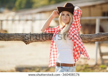 Rodeo Cowboy Western Young Happy Sexy Stock Photo (Edit Now ... 8f3ab89fdfe0