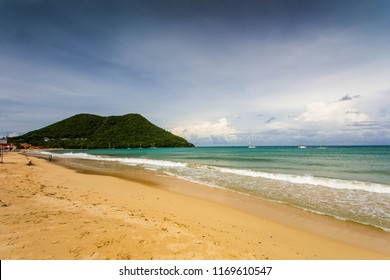 rodney bay st lucia is the main tourist destination