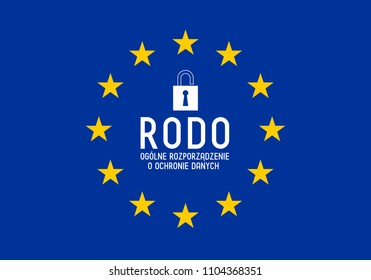 RODO (Polish)/ GDPR (English) - General Data Protection Regulation