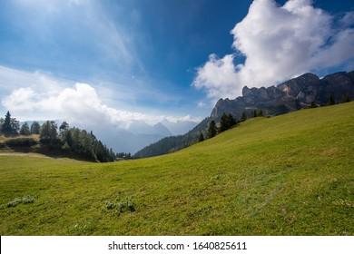 Rofan Mountains - Landscape in austrian Tyrol