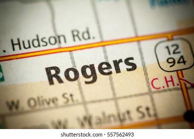 Rogers. Arkansas. USA