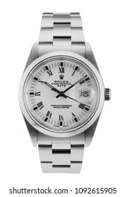 Rolex Oyster wrist watch, luxury and prestige status symbol