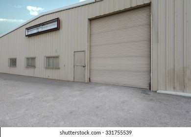 roll up steel garage doors