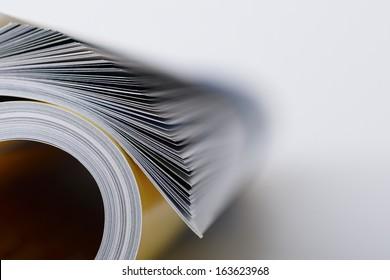 Rolled magazine macro