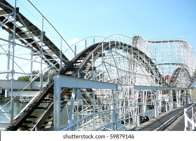 Roller Coaster, Indiana Beach Amusement Park