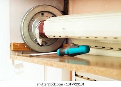 roller shutter  for repair and restore