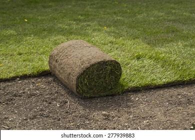 Rolling lawn