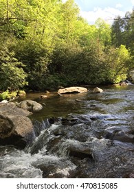 Rolling NC waters
