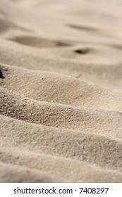 Rolling sand hills