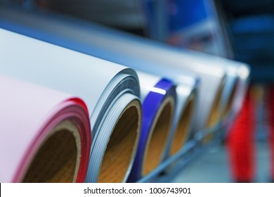 rolls of glossy paper for laminating