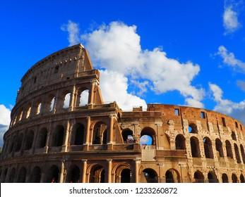 Roma, Colosseum, Autumn 2018
