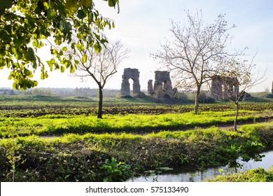 roman acqueductus