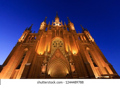 Roman Catholic Cathedral of the Immaculate Conception of the Blessed Virgin Mary in Moscow
