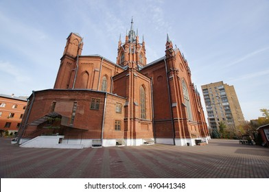 Roman Catholic Cathedral of the Immaculate Conception of the Blessed Virgin Mary